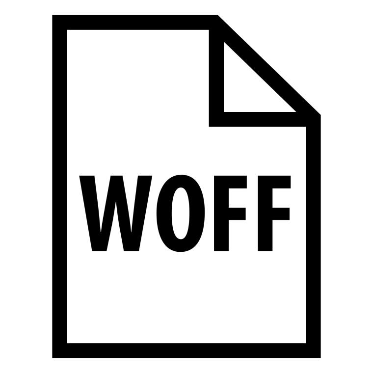 mimemap fileextension woff2 mimetype application font woff