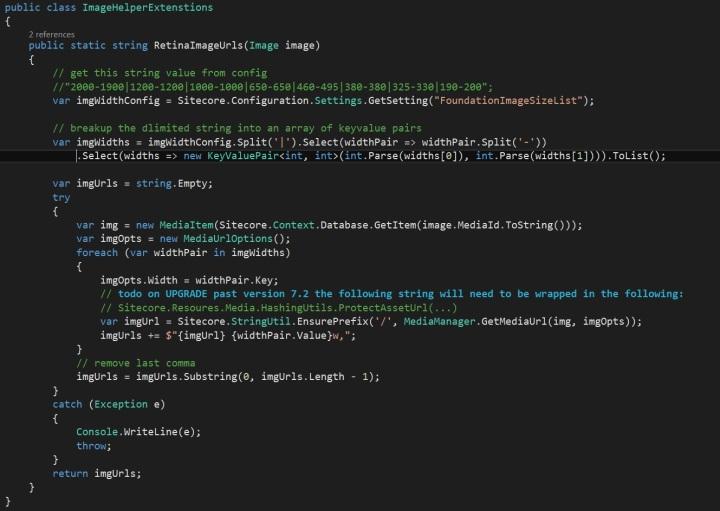 ImageCodeSample